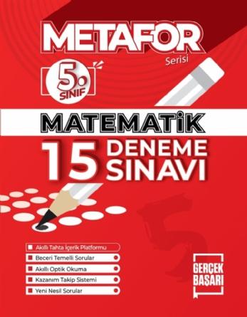 METAFOR MATEMATİK DENEME SINAVI